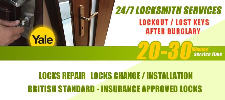 Northolt locksmith services